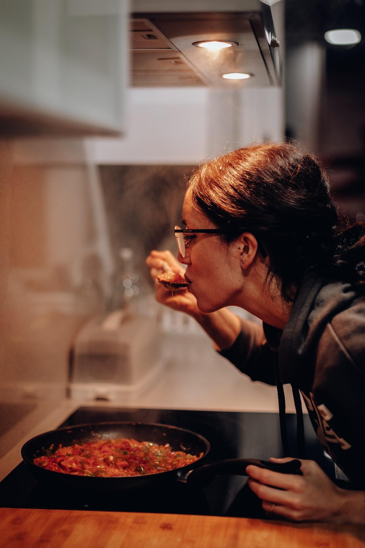 Como me tornei chef de cozinha